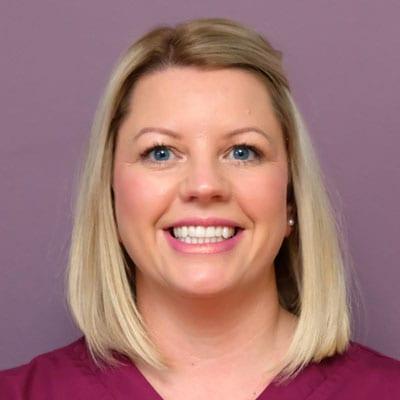 Fiona Lane, Senior Dental Nurse