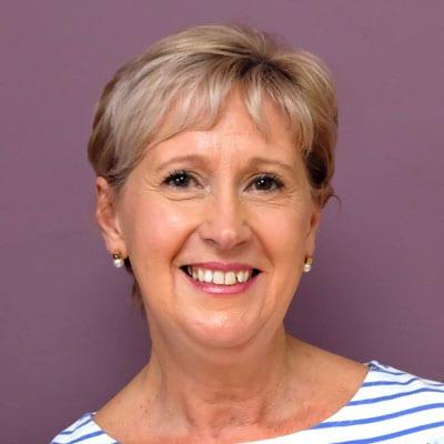 Susan Richards - Receptionist